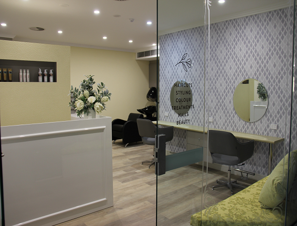 Beauty Salon Sm